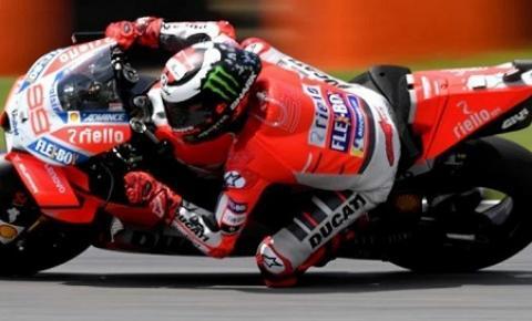Jorge Lorenzo cala direção da Ducati ao vencer o GP da Itália