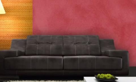 Faça você mesmo: renove o visual da casa com texturas para paredes