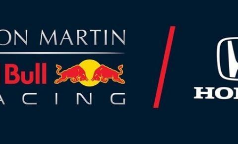 Red Bull anuncia acordo com a Honda para 2019