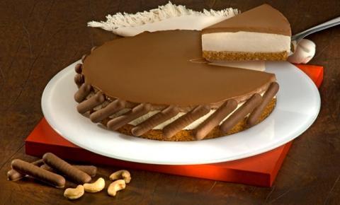Torta Holandesa é a receita ideal para deixar o seu fim de semana mais doce