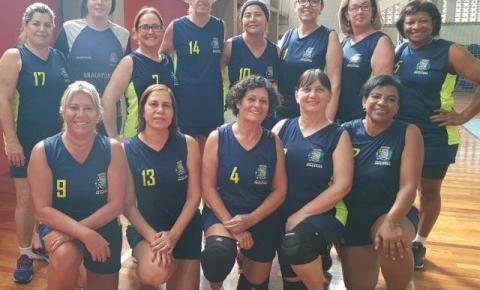 Araçatuba participa da 4ª rodada da Superliga de Voleibol Adaptado