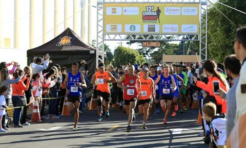 Corrida Seven Riopreto Shopping reúne 700 atletas neste domingo (8)
