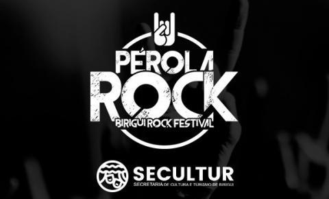 5º Festival Pérola Rock acontece neste final de semana, na praça Raul Cardoso, em Birigui