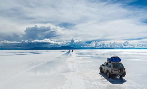 As maiores reservas de sal do mundo