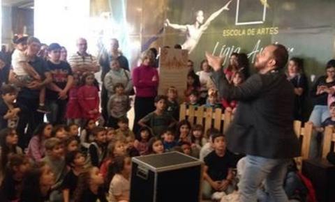 Agenda do Iguatemi Rio Preto traz show de mágica e nova exposição de artes
