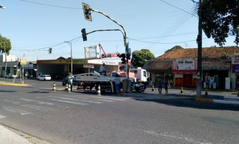 Atenção – Desligamento de semáforo Av. Araças com Duque de Caxias