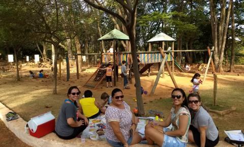 Parque da Fazenda é opção de lazer no município