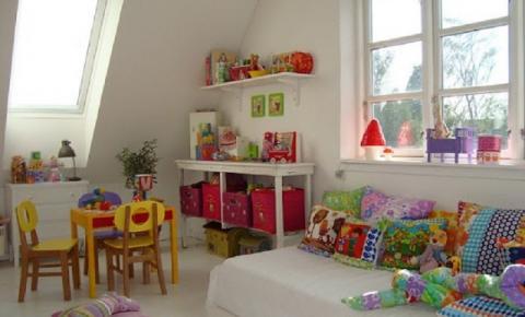 Veja como ter um quarto montessoriano para a criançada