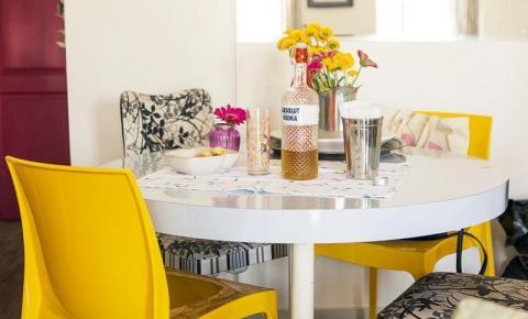 Mesa redonda: a aposta certeira para a sala de jantar