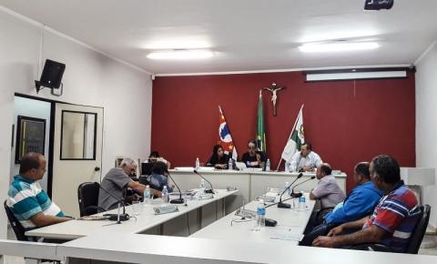 Câmara de Rubiácea vota dois importantes projetos para o município