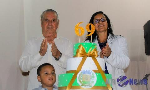 Rubiácea comemora 69 anos de emancipação político-administrativa com grande festa para população