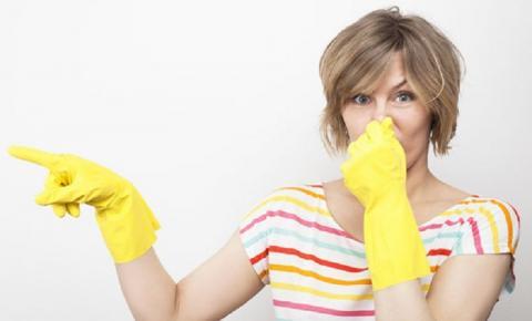 Acabe com cheiros ruins na sua casa