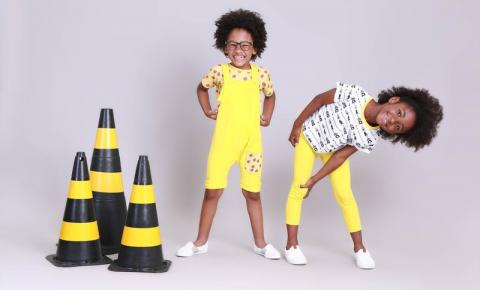 Vamos falar de moda sem gênero infantil