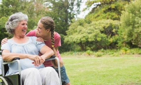Saiba como adaptar um jardim para portadores de necessidades especiais