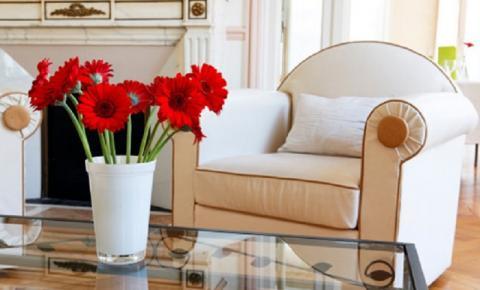 Aprenda a decorar sua casa com flores naturais
