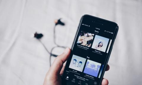 Serviços como Spotify já representam 75% da receita da indústria musical