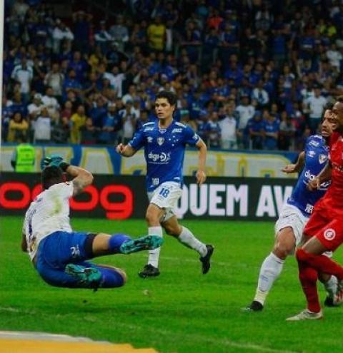 Inter recebe o Cruzeiro pela semifinal da Copa do Brasil