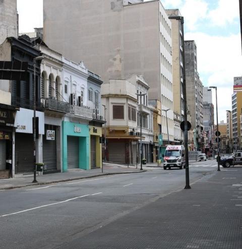Varejo e serviços de SP registram queda no faturamento em abril