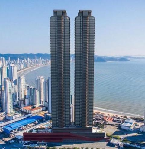 Neymar compra cobertura em prédio mais alto da América Latina