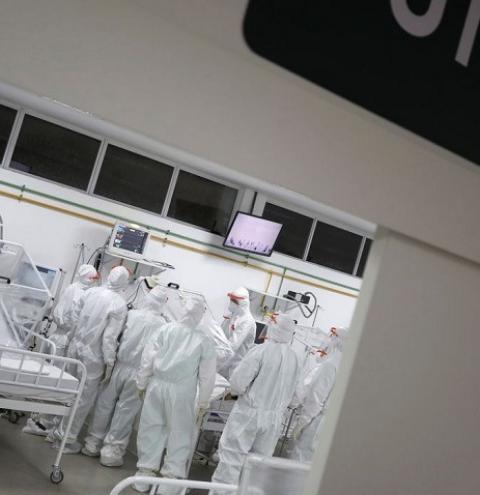 SP: santas casas alertam sobre desabastecimento do kit intubação