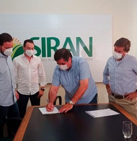 SIRAN fecha parceria com empresa de eventos que passa a ser a nova organizadora da Expô Araçatuba