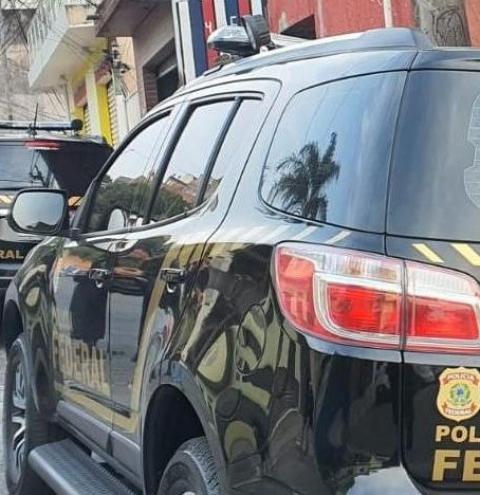 PF prende sete pessoas envolvidas em assalto a bancos em Araçatuba