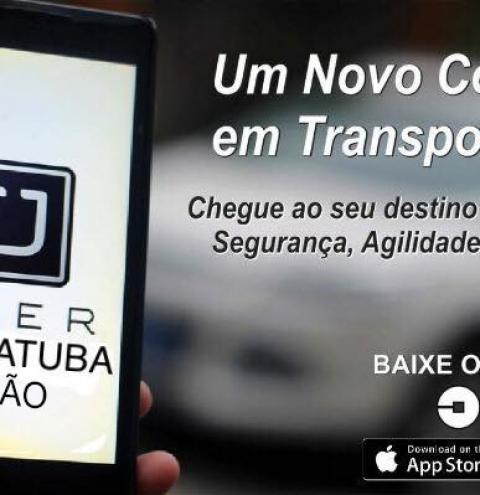Conheça um pouco do aplicativo Uber; tire suas dúvidas e viagem pela cidade com segurança