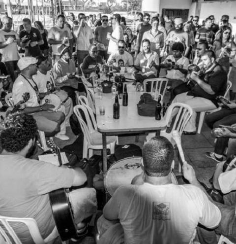 Conheça os agrupamentos de samba e as músicas que querem resgatar