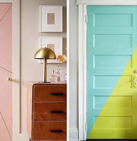Veja dicas para deixar a porta da sua casa estilizada