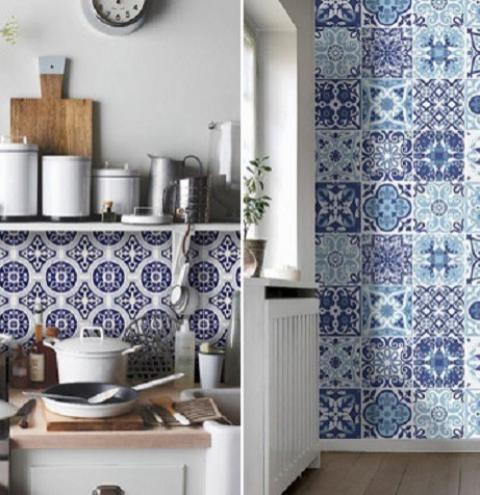 Azulejo português traz tradição e estilo na decoração